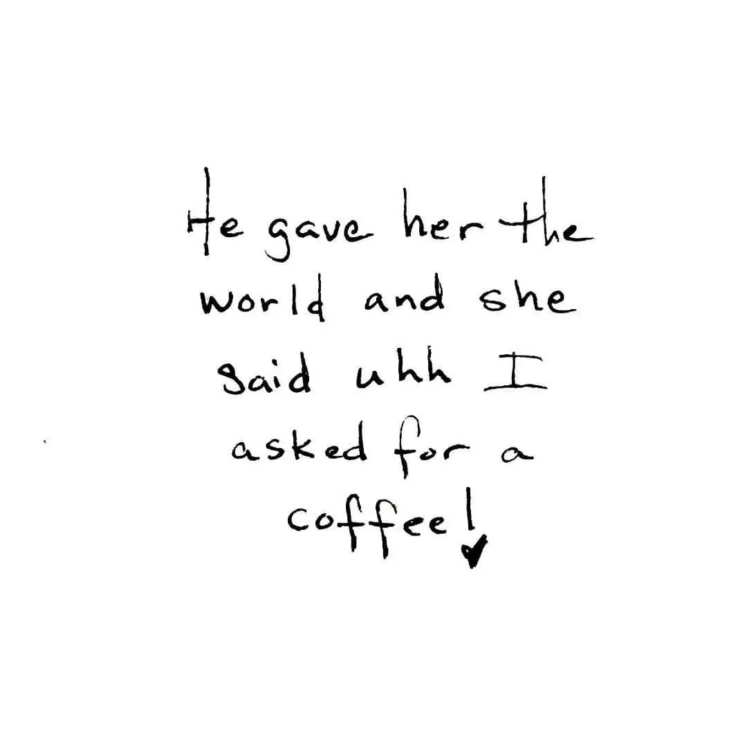 coffeeholic #coffeelove #coffeequotes #coffeelover #friendsdont ... #notEnoughCoffee