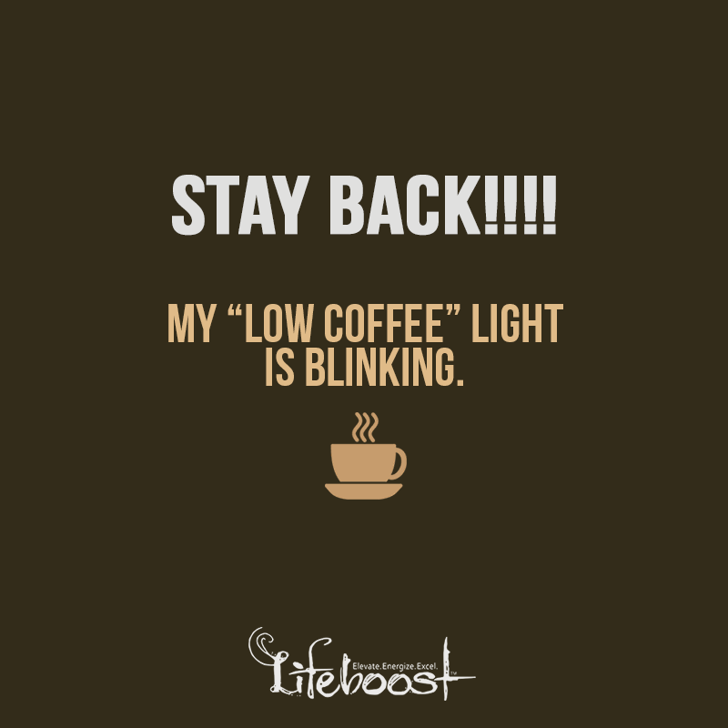 You've been warned. #lifeboostcoffee lifeboostcoffee.com #coffee ... #coffeeAddict