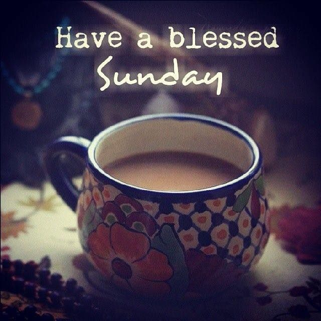Blessed Sunday Coffee Pictures, Photos, and Images for Facebook ... #sundayCoffee