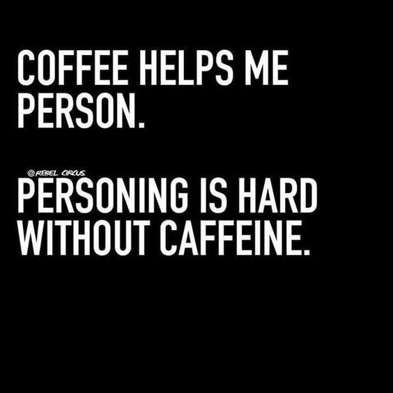 These 30 Hilarious Coffee Memes Are the Best Way To Start Your Day ... #coffeeLovers