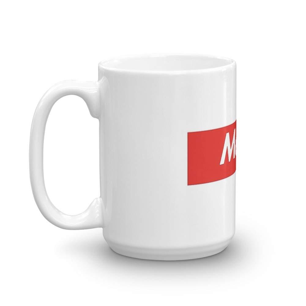 Amazon.com: Supreme Meme. 15 Oz Ceramic Glossy Gift For Coffee ... #coffeeLovers