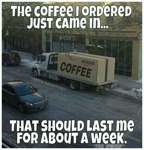 Nope still is not enough lol   Laughing out loud   Coffee humor ... #notEnoughCoffee