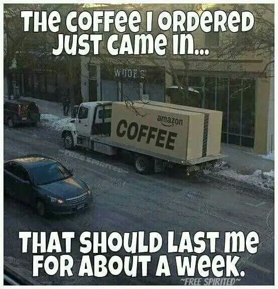 Nope still is not enough lol | Laughing out loud | Coffee humor ... #notEnoughCoffee