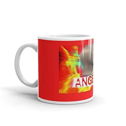 Amazon.com: Meme Man Angery Mug. 11 Oz Ceramic Glossy Gift For ... #coffeeLovers