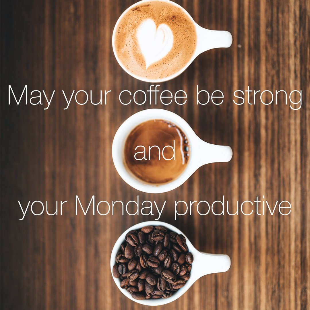 "GroupM UK Careers on Twitter: ""Happy Monday coffee lovers ... #mondayCoffee"