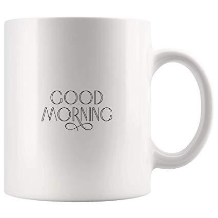 Amazon.com: Good Morning Funny Mugs - Joke Coffee Mug Gag Sarcasm ... #goodMorningCoffee