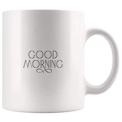 Amazon.com: Good Morning Funny Mugs - Joke Coffee Mug Gag Sarcasm ... #goodMorningCoffee