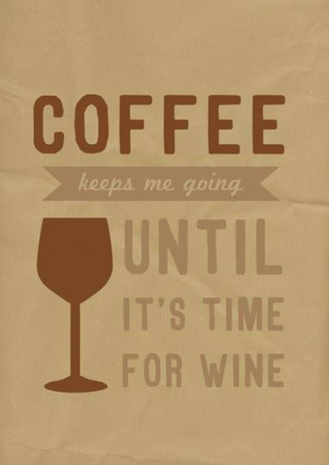 Top 20 Coffee Related Pins / Memes / Quotes | Traveling Vineyard ... #coffeeTime