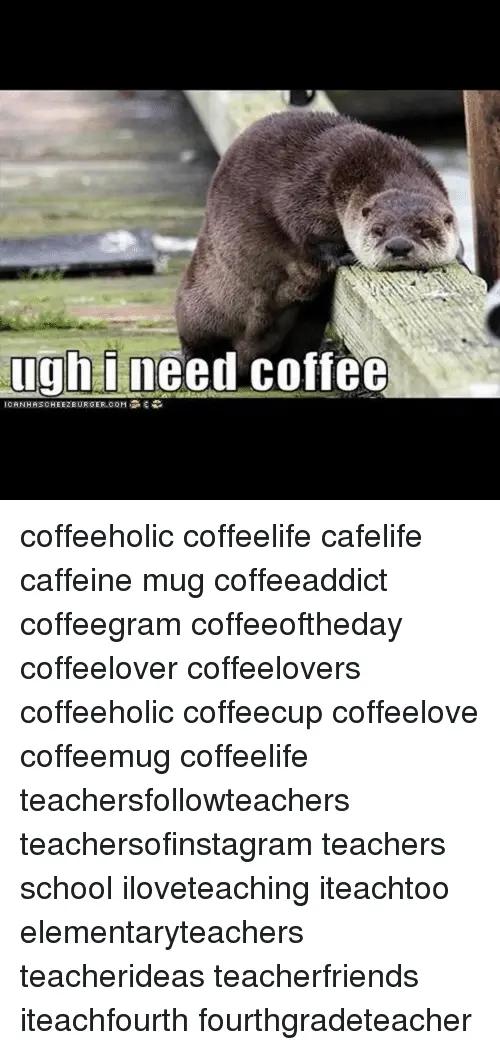 Ligh-Ineed Coffee ICANHASCHEEZBURGERCOM Coffeeholic Coffeelife ... #notEnoughCoffee