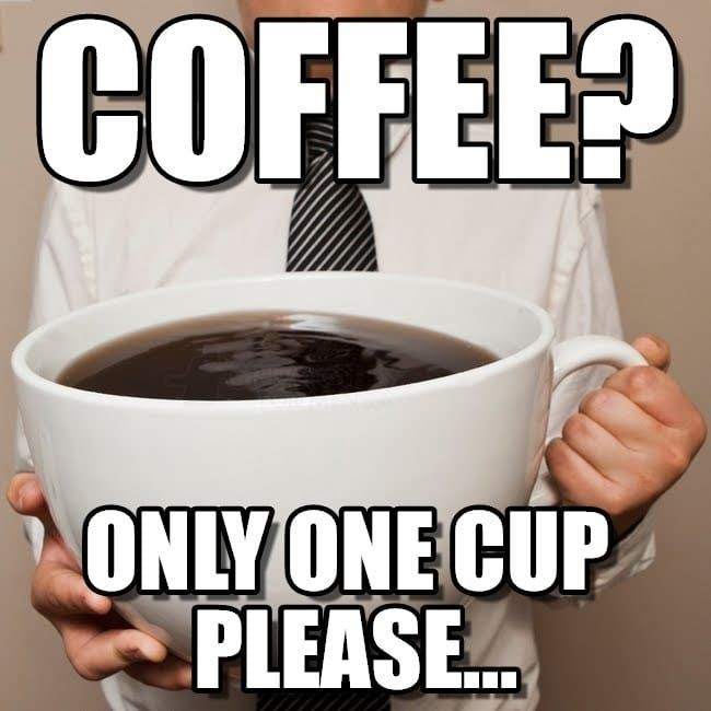 """37 Memes That Will Make Every Coffee Lover Say """"That's Me"""" 