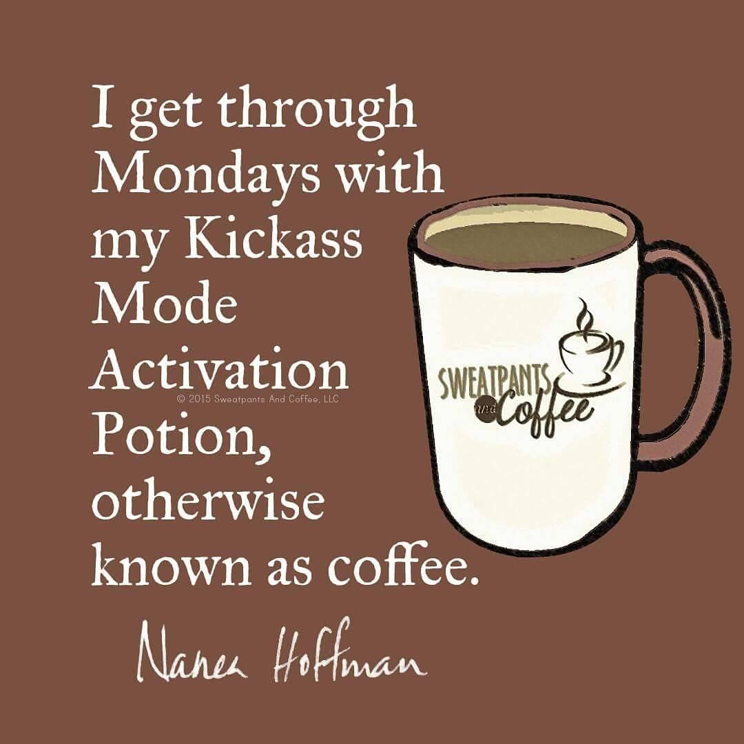It's Monday Morning, Take a Coffee Break - Good 'N Good For Ya #mondayCoffee