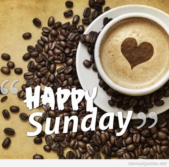 Coffee Bean Happy Sunday Picture Pictures, Photos, and Images for ... #sundayCoffee