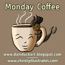 Dani Duck: Artist Obscure: Monday Coffee - May 21 #mondayCoffee