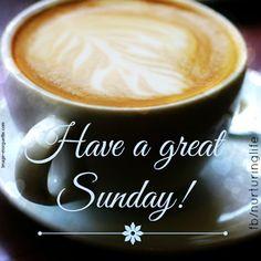 74 Best Sunday coffee images in 2019 | Good morning, Bonjour, Domingo #sundayCoffee