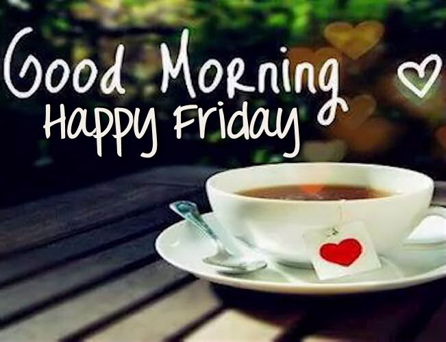 Good Morning Happy Friday With Coffee Pictures, Photos, and Images ... #coffeeFriday