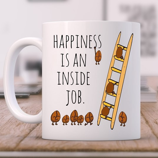 Happy Coffee Mug #happyCoffee