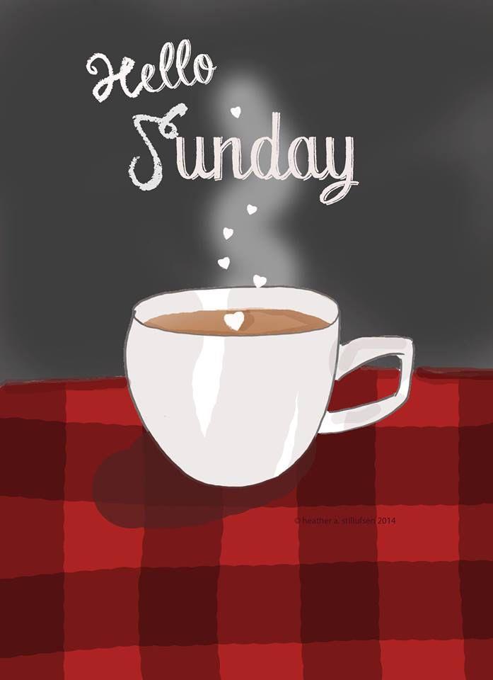 Healthy Pumpkin Spice Latte | Sundays | Sunday coffee, Hello ... #sundayCoffee
