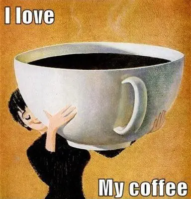 Funny Good morning Coffee Meme Images - Freshmorningquotes ... #goodMorningCoffee