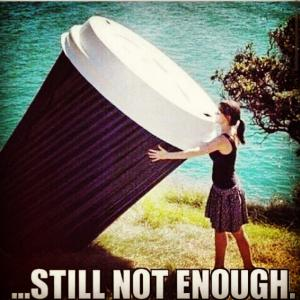 Funny Jokes, Quotes, Pictures, Memes, Videos, GIFs & Puns   Kappit #notEnoughCoffee